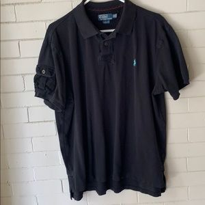 Polo Ralph Lauren distressed Polo Shirt